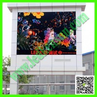 Digital 3D LED display dual color led signs display flexible Arc 3D LED display