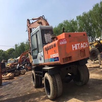 90% new condition competitive price used Hitachi EX100WD excavator, used hitachi EX60/EX120/EX200/EX220 excavator for sale
