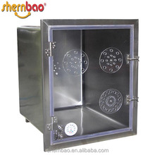 Shernbao KA-509-TH Stainless Steel Medium Size Oxygen Therapy Cage