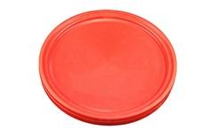 Оптовая продажа 1 галлон круглый пластиковый футляр