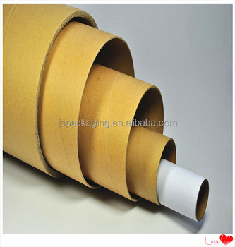 Custom toilet paper tube paper tube cans kraft paper core for Kraft paper craft tubes