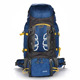 Fashion Waterproof Oxford Cloth Blue Color Oem Folding Sports Backpack Bag
