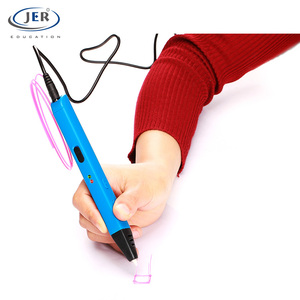 RP600A improved 3D doodling pen cooperate with power bank
