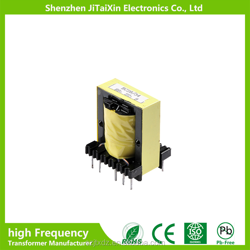 On sale factory price EC28/34 welder auxiliary transformer high frequency transformer