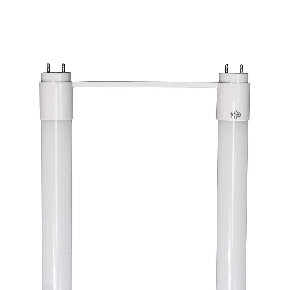 LED-T8U6BYP-5K 5000K Pure-White - Volts: 120V, Watts: 16W, Type: LED T8 U-Bend