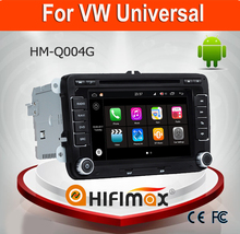 HIFIMAX factory OEM Android 7.1 car radio gps for vw golf 6 car dvd system gps navigation passat b6 multimedia