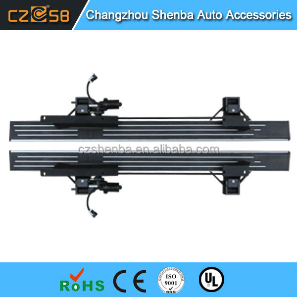 Car Electric running board/side step for Land Rover Discovery3,4