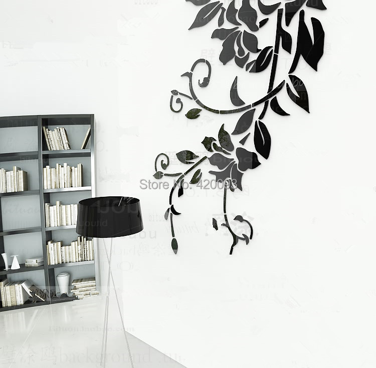miroir stickers ikea maison design. Black Bedroom Furniture Sets. Home Design Ideas