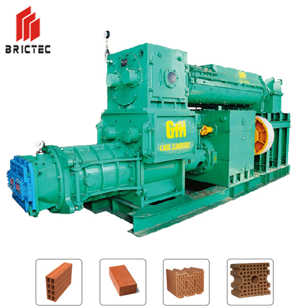 Brictec hydraform brick making machine