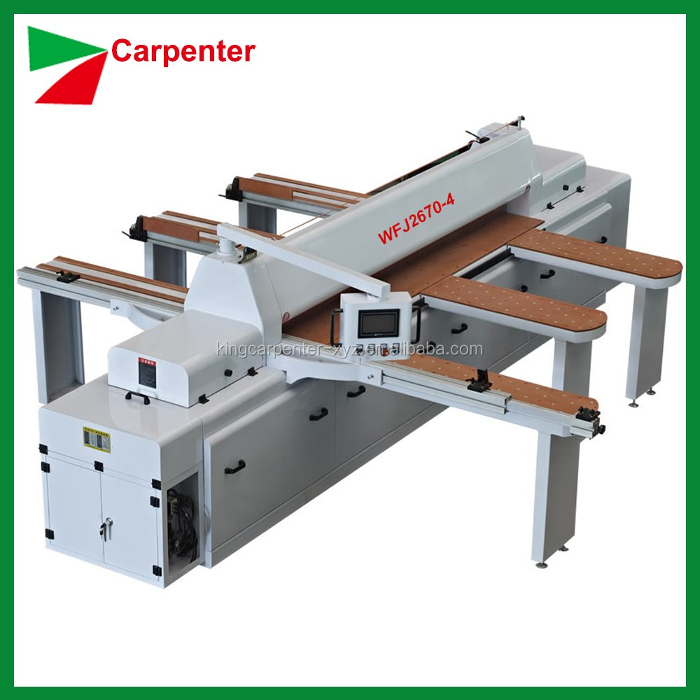 Wfj computer controlled wood beam saw buy