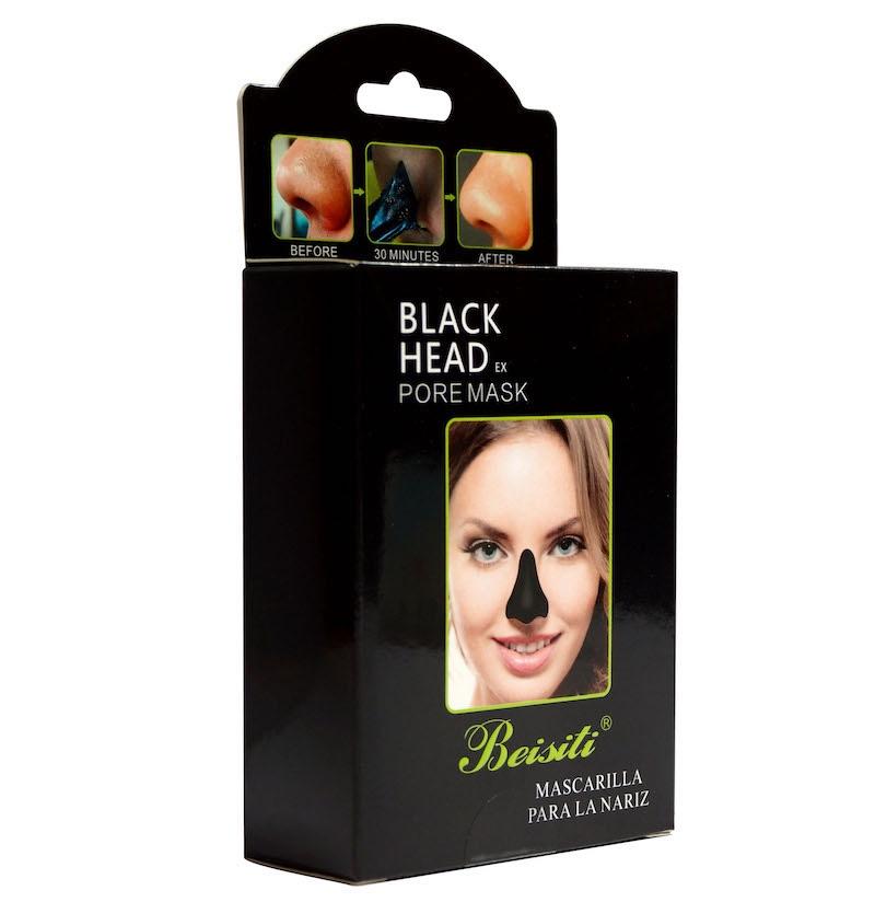 beisiti pflanzliche mitesser entfernen nasenmaske schwarz. Black Bedroom Furniture Sets. Home Design Ideas