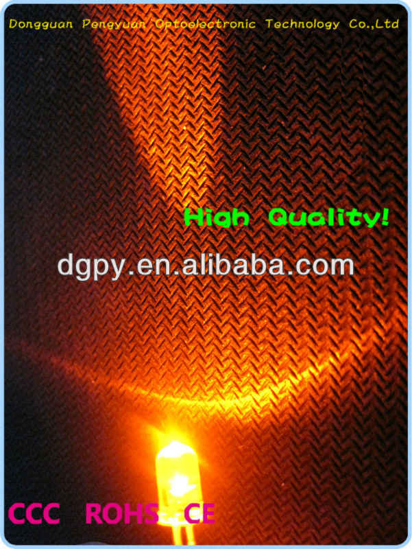 5mm Orange Led