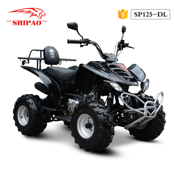 SP125-DL Shipao safe for kids quad bikes