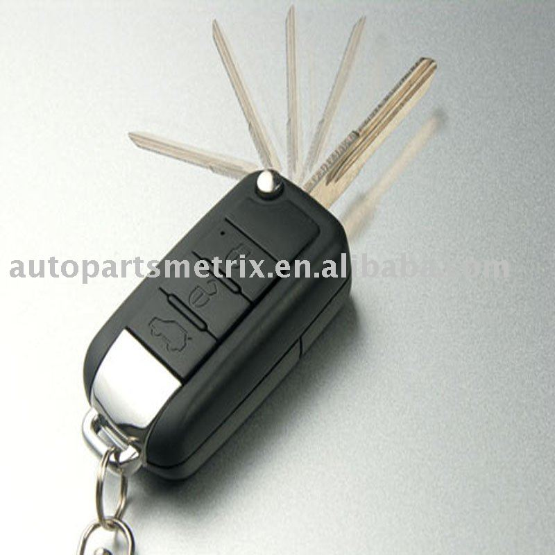Cut Key Remote is for Ford Mendeo Car,Remote Car Key with chip,433mhz working frequency