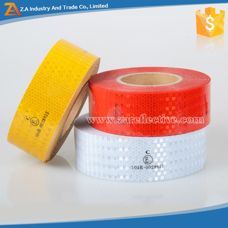 Superior Quality In Best Price Prismatic Adhesive 3m Reflector Sticker/Tape