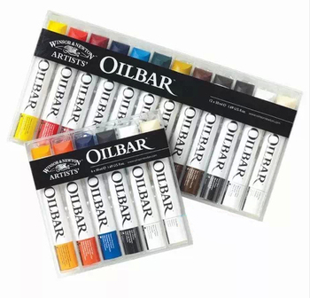 Winsor newton high quality 50 ml oil bar sets