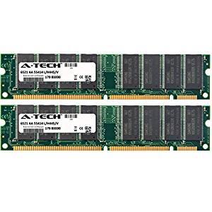 1GB KIT (2 x 512MB) For Apple iMac Series G3 400Mhz Indigo G3 400Mhz Special Edition G3 500 (Indigo) G3 500/600 (Blue Dalmation) G3 500/600 (Flower Power) G3 600 (Graphite/Snow) G3 700 Special Edition. DIMM SD NON-ECC PC133 133MHZ RAM Memory. Genuine A-Tech Brand.