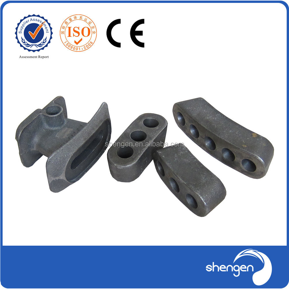 mass supply superior quality 3 parts metal piece anchor wedge