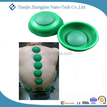 Silicone Acupuncture Cupping Hijama Cups