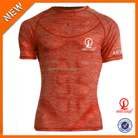 wholesale fitness clothing,Sports Under Wear for men sport t shirts H-1035