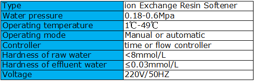 product-Ocpuritech-high qualityResinAuto Regeneration Ion Exchange luxury Water Softener system-img