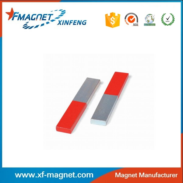 Red And White Printed Polar Magnets Pen School Factory Directly