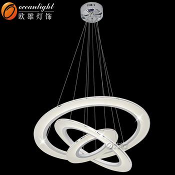 Chandelier Lamp Ring Lighting Leeds Factory Md5079 3