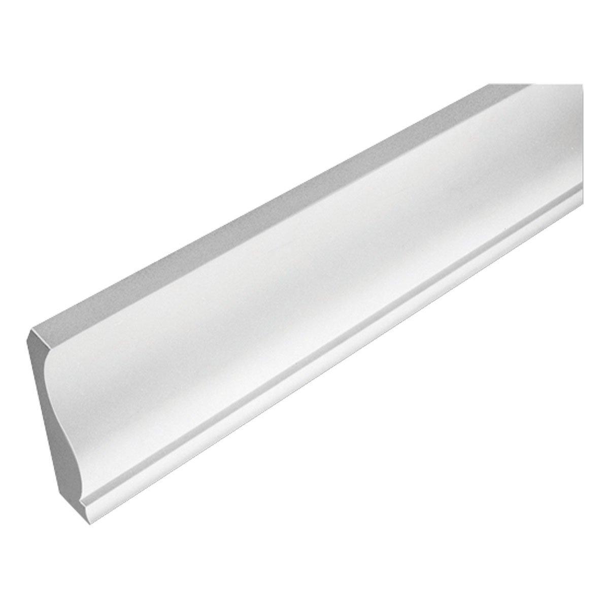 """Fypon MLD449-16 8 3/8""""H x 7 1/4""""P, 16' Length, Door/Window Moulding"""