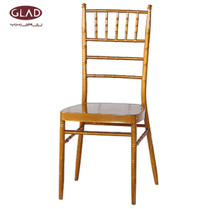 10 Years Factory Free Sample Wholesale Modern Napoleon Chiavari Clear Tiffany Chair