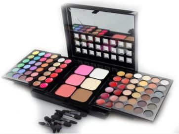 Kit De Maquillage Palette De Fard À Paupières 78 Couleurs Kit De Maquillage Cosmétique Professionnel Buy Palette De Fard À Paupières 78 Couleurs,Kit