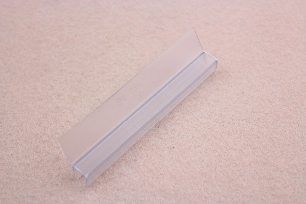 Pvc Rubber Glass Sealing Strip For Frameless Shower Door