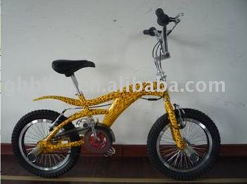 20'' tiger wave painting popular freestyle bike performing bike passed ce