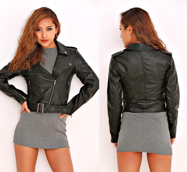 Rocker clothing for women