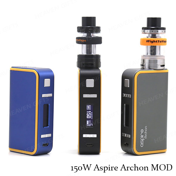 HeavenGifts Original Authentic 150W Aspire Archon TC best e cigarette mods
