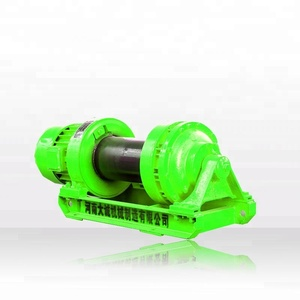 ZHONGLI JK Type Linear Mini Electric Winch Chinese windlass For Sale
