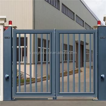 Electric Flexible Folding Gate Design Buy Entrance Metal