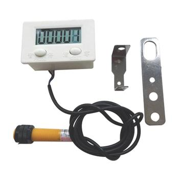 P11-5A LCD Digital Display Electronic Counter Punch Magnetic Induction Proximity Switch Reciprocating Rotary Press Type Counter