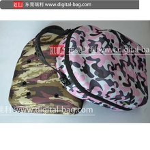 Baseball cap storage bag cap and hat carrier case packing case travel box/bag