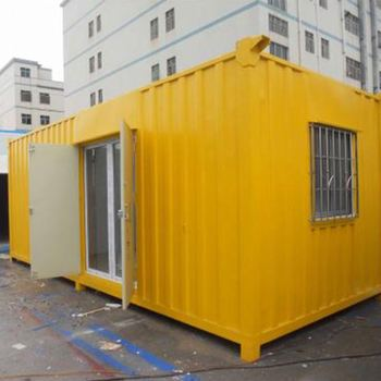 Prefabricated Prefab Fashional Container House 20 Ft For Home