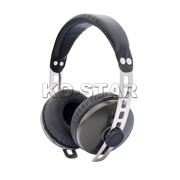Newest Design Foldable Ultra Texture Noise Cancelling Headphones with Pressure Reduction Earcups