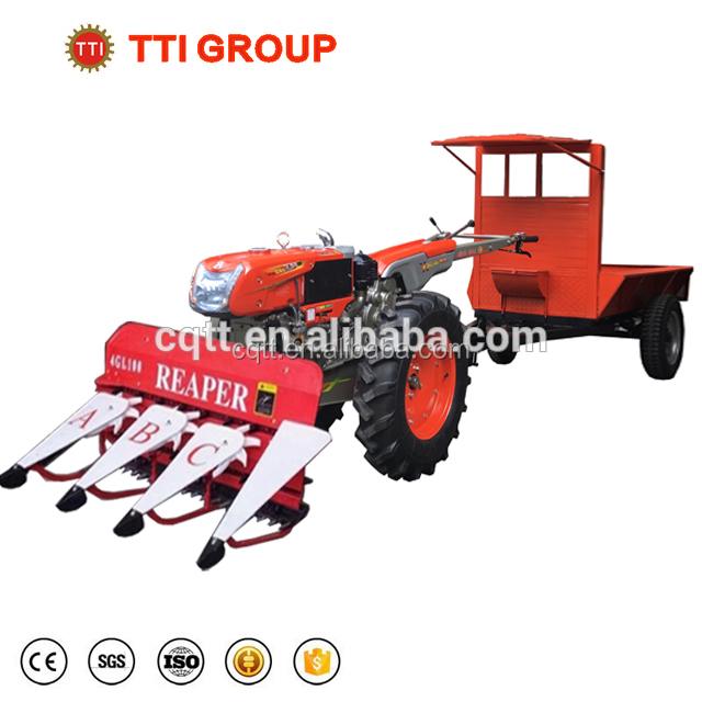 Agricultural Tractor Implements Walk behind