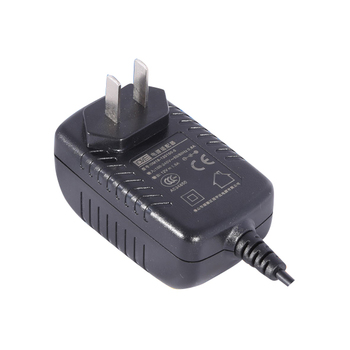 RoHS automatic battery wall charger 18v 1a