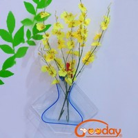 Low price home decorate foshan flower vase