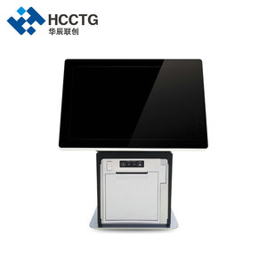 Two Displays 2G + 8G Dual System Retail All In One POS Point of Sale HKS10-B