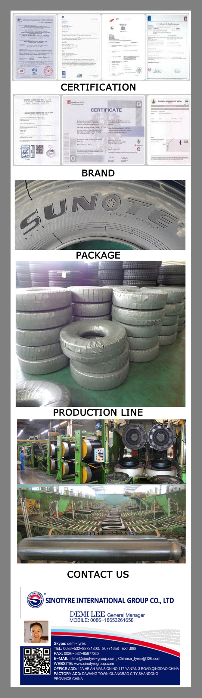 Trailer Bias tire 11-22.5 10.00-20 9.00-20 1000R20 1000-20 or mining tyre of Nylon