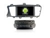Quad core!car dvd with mirror link/DVR/TPMS/OBD2 for 8 inch touch screen quad core 6.0 Android system K7