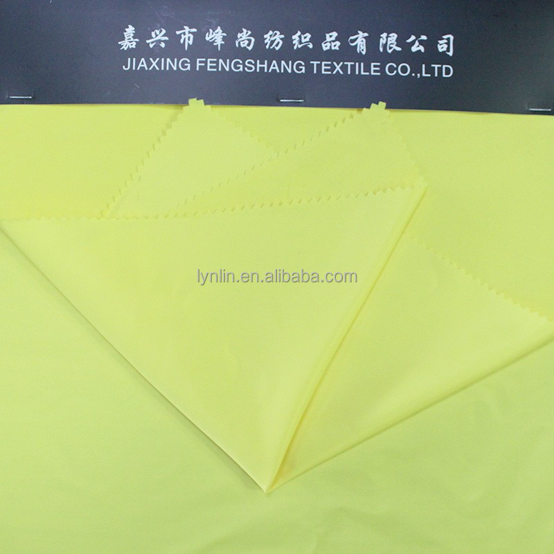 75D*150D Cheap Textile Peached Finishing Solid Micro Poly Fabric