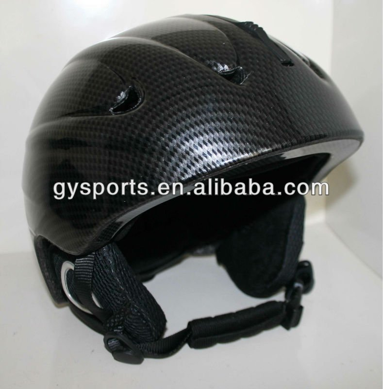high quality children's ski helmet with eps protection GY-SH09