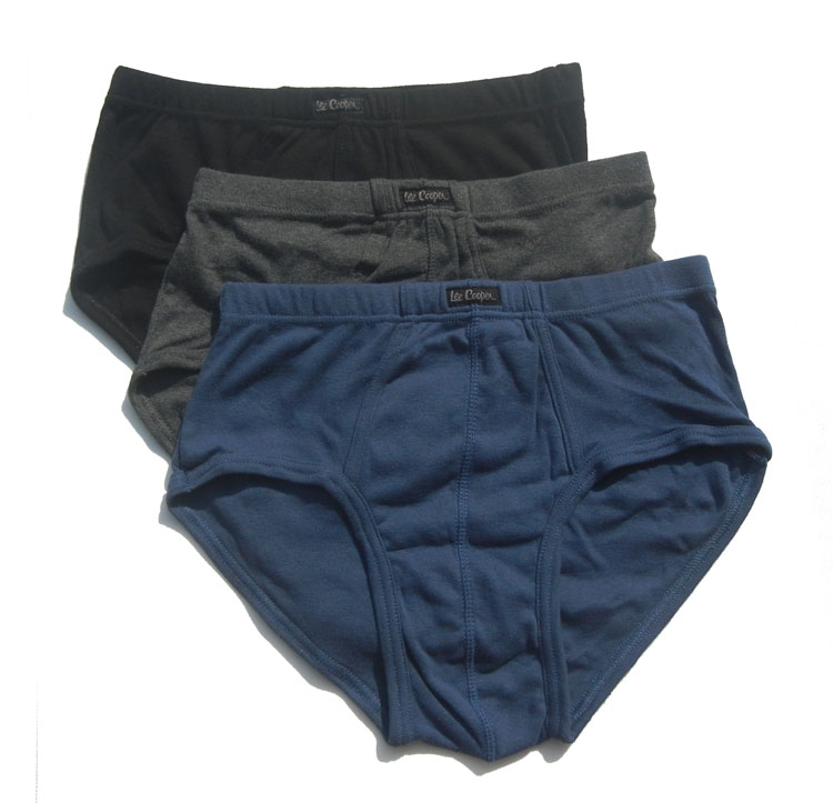 d2a2830ec Get Quotations · Male panties in the waist high rib knitting 100% male cotton  panties fat pants plus