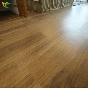 PVC Material Luxury Hotel Extrusion Composite SPC Rigid Vinyl Flooring